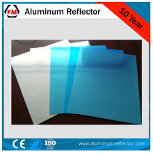 led flood light reflector sheet